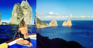 My special weekend in Capri