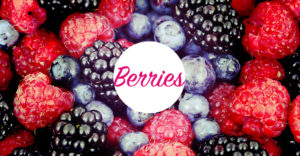 Summertime… berries time!