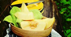 Dall'antipasto al dolce… Il melone è perfetto!