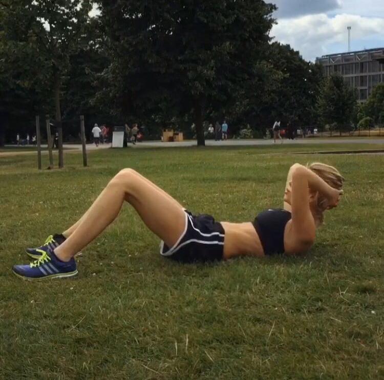 Workout - Hyde Park