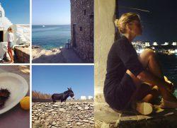 Il mio viaggio a Mykonos, l'isola magica
