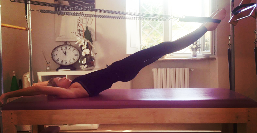 Pilates mania: How to stay in shape