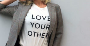 LOVE YOUR OTHER!