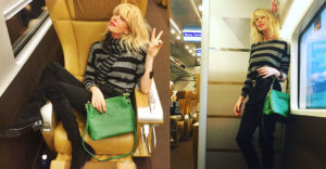 Idea Look: viaggio in treno!