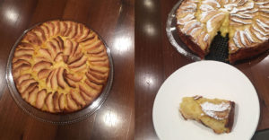 Cinzia's legendary Apple Pie!