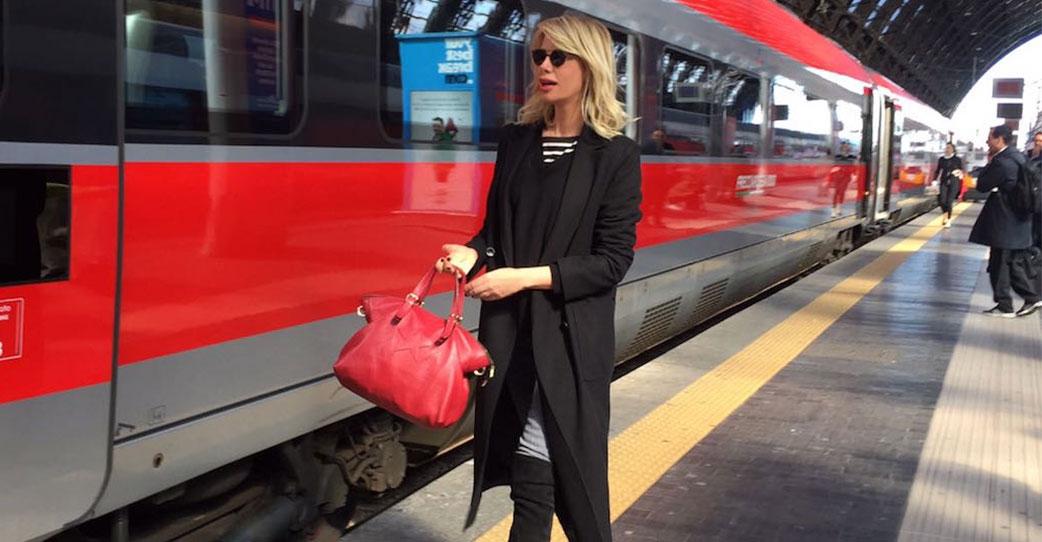 Viaggio in treno!