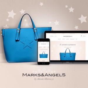 MY NEW MARKSANDANGELS WEBSITE!