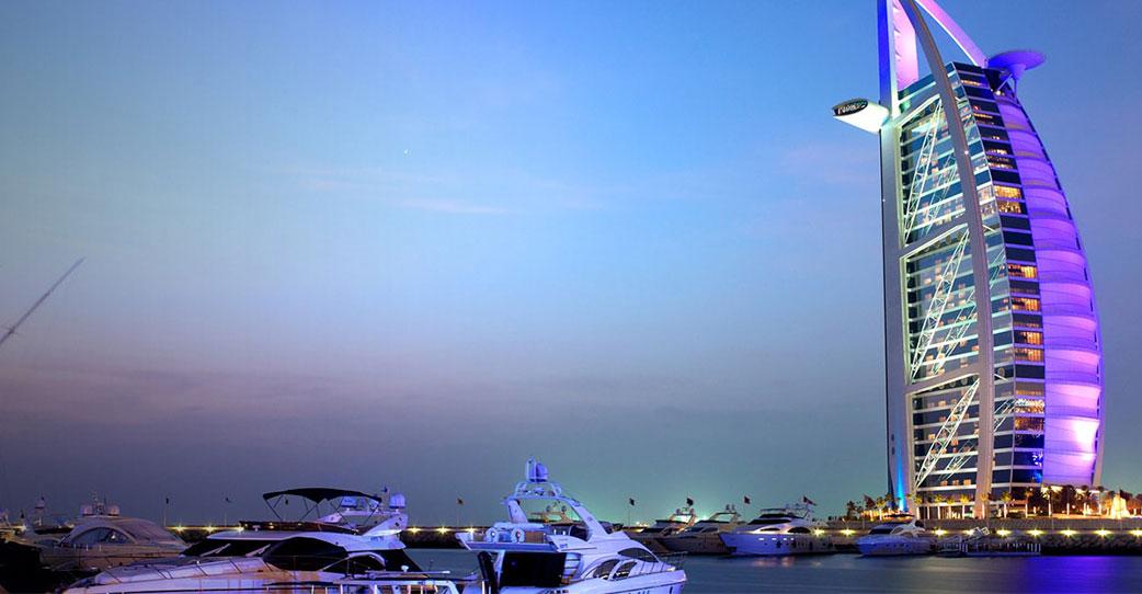 5 indirizzi magici a Dubai!
