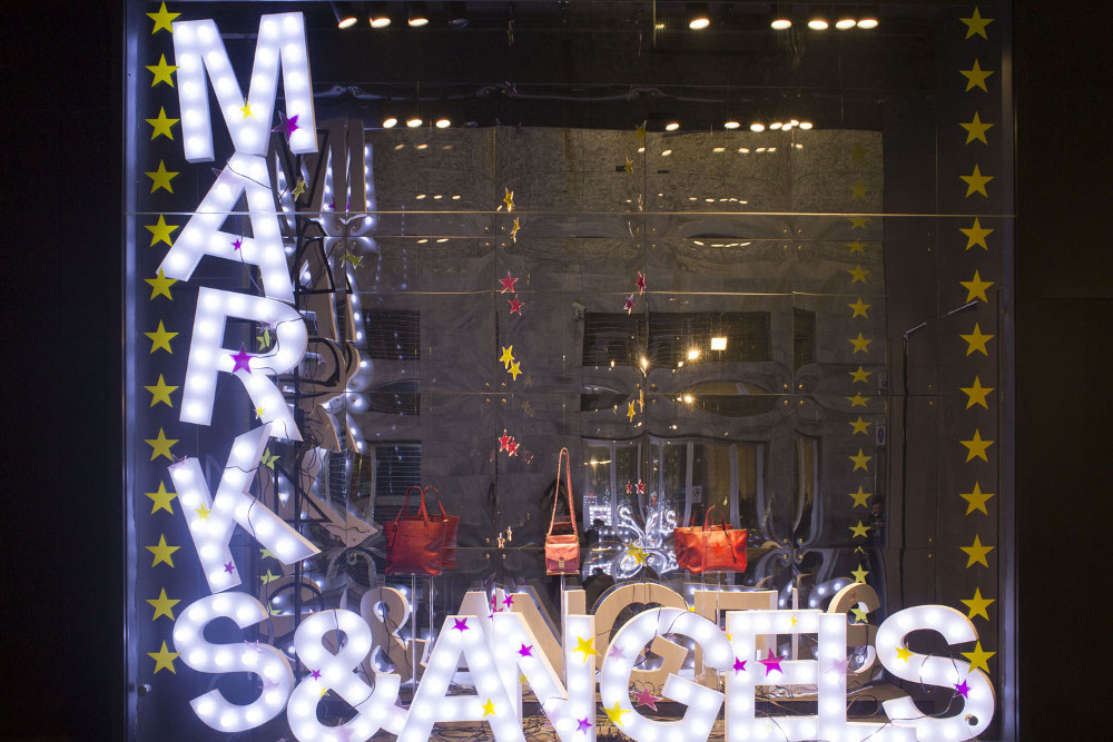Marks&Angels approda nella Capitale!