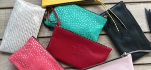 Gli accessori dell'estate: Portafoglio Mia e Pochette Memole