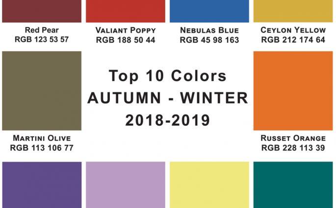 trend inverno 2019