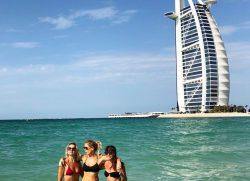 IL MIO COMPLEANNO A DUBAI