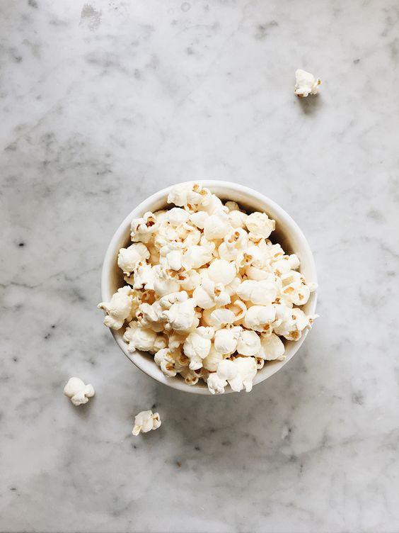 Snack serata cinema!