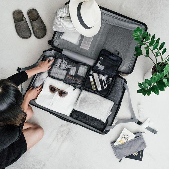 Il mio bagaglio a mano… per un weekend al mare!
