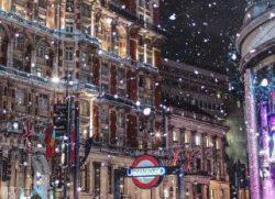 La mia Londra e la magia del Natale!
