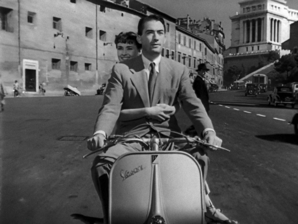 Audrey Hepburn, Gregory Peck - Vacanze Romane