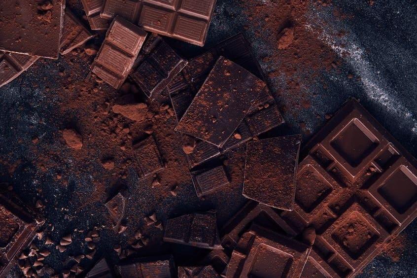 cioccolato fondente sara farnetti la pinella by alessia marcuzzi