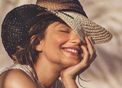 Un sorriso da Star