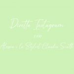 Diretta Instagram con Claudia Scutti