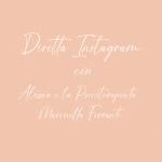 Diretta Instagram Con Marinella Ferranti
